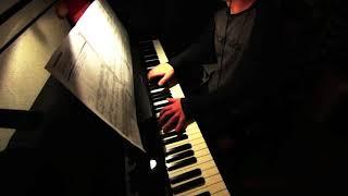 太陽と月のこどもたち NHK みんなのうたより V6 Piano Tomohiro yokoyam...