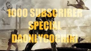 DaOnlyCochini 1000 Subscriber Special - Thank You So Much!