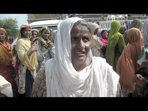 Khushab aid - Pakistan floods.