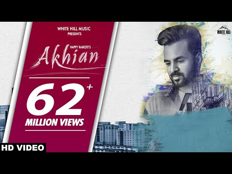 New Punjabi Sad Song 2018 | AKHIAN (Official Video) Happy Raikotift. Navpreet Banga | GoldBoy