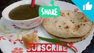 Best, Tasty, & Very Easy Recipe Of Sarson Ka Saag