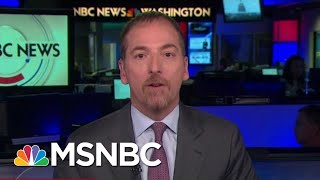 President Donald Trump Speaks On Final Moments Before Stopping Iran Strike | Andrea Mitchell | MSNBC