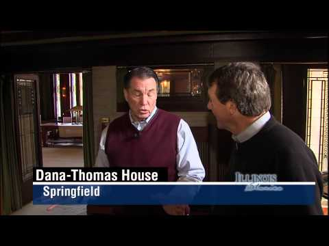 Illinois Stories | Dana Thomas Specialty I, Wright Concepts | WSEC-TV/PBS Springfield