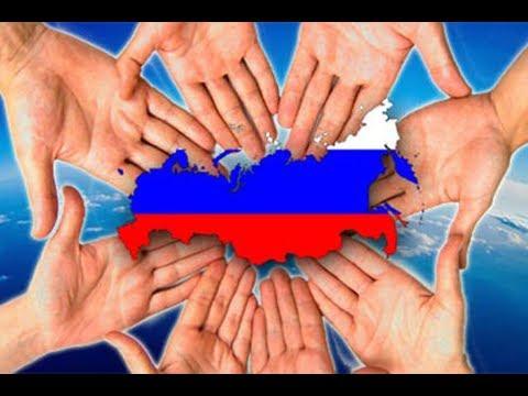 """VIA-Летта(Виолетта Дядюра)/""""Россия вперёд!"""""""