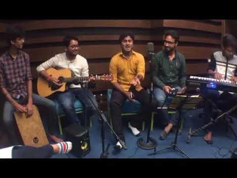 Dhuni Re Dhakhavi |ANMOL RATAN| Western Version LIVE Jamming