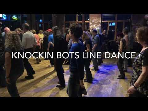 Knockin Boots Line Dance