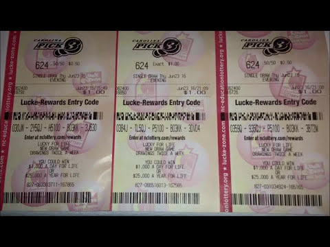 How To Win The Lottery Pick 3 ( NEW FORMULA)