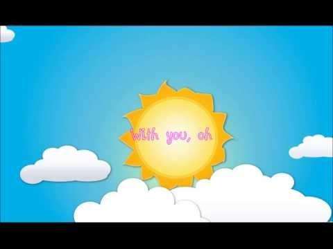 Sunny Day by Joy Williams (lyrics on screen)