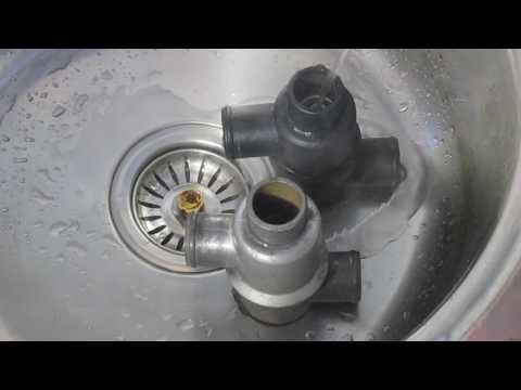Проверка термостата автомобиля