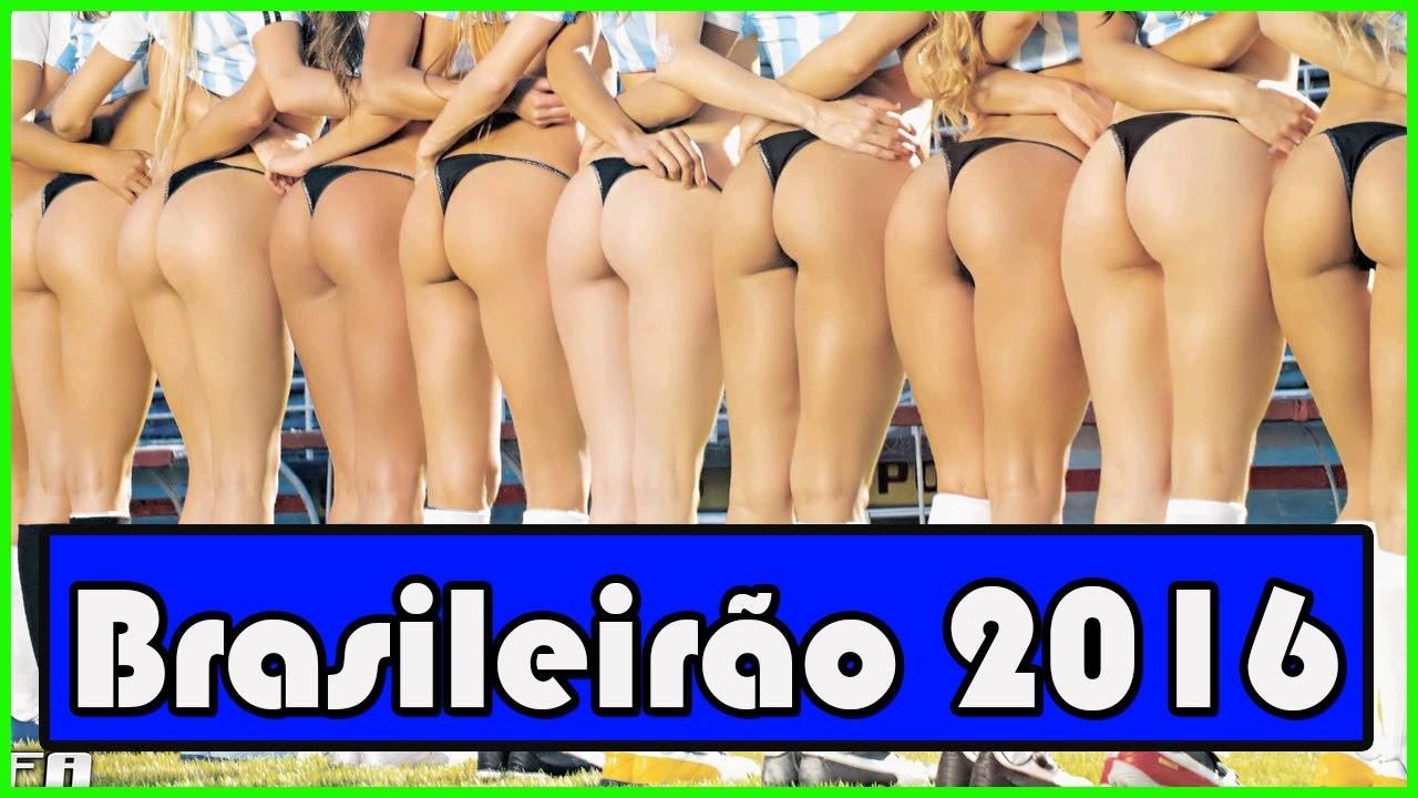 Mulheres Mais Gatas dos Jogadores do Brasileirão 2016. - YouTube 6ddbcf23dde87