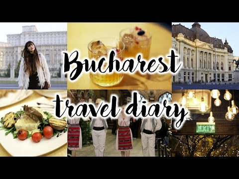 Bucharest Travel Vlog | Anoushka Probyn