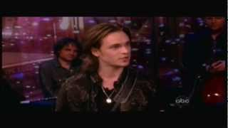 Jonathan Jackson - Twist of Barbwire - The View 3-27-2013 - Nashville