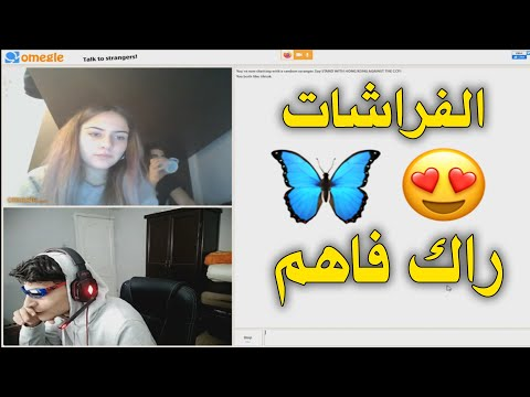 E.L.S Chatting With Butterflies On Omegle - BONUS VIDEO