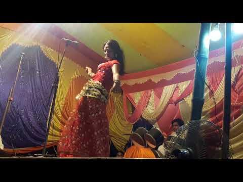 New Maithili nach program live show Katra