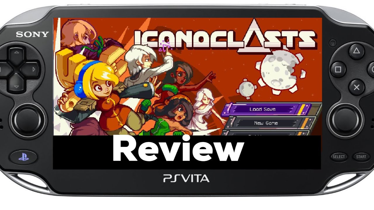 Iconoclasts Review Ps Vita Physical Coming To Psvita Soon