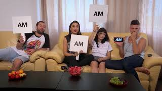 AM N-AM cu antrenorii de la Vocea Romaniei (DIGITAL EXCLUSIVE)
