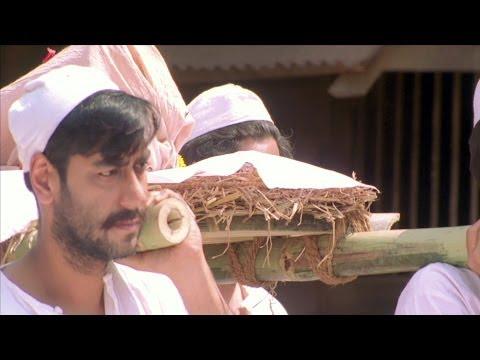 Jatin Das's Demise - The Legend Of Bhagat Singh Movie Scene   Ajay Devgan