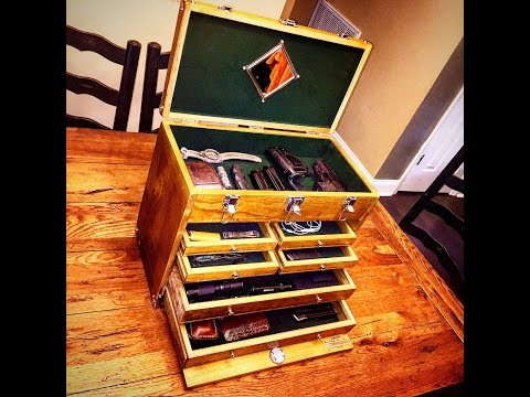 EDC Organizer Box: Great way to get organized!