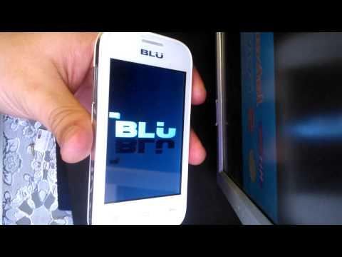 Dr.Celular - Blu Dash JR - Hard Reset - Desbloquear - Resetar