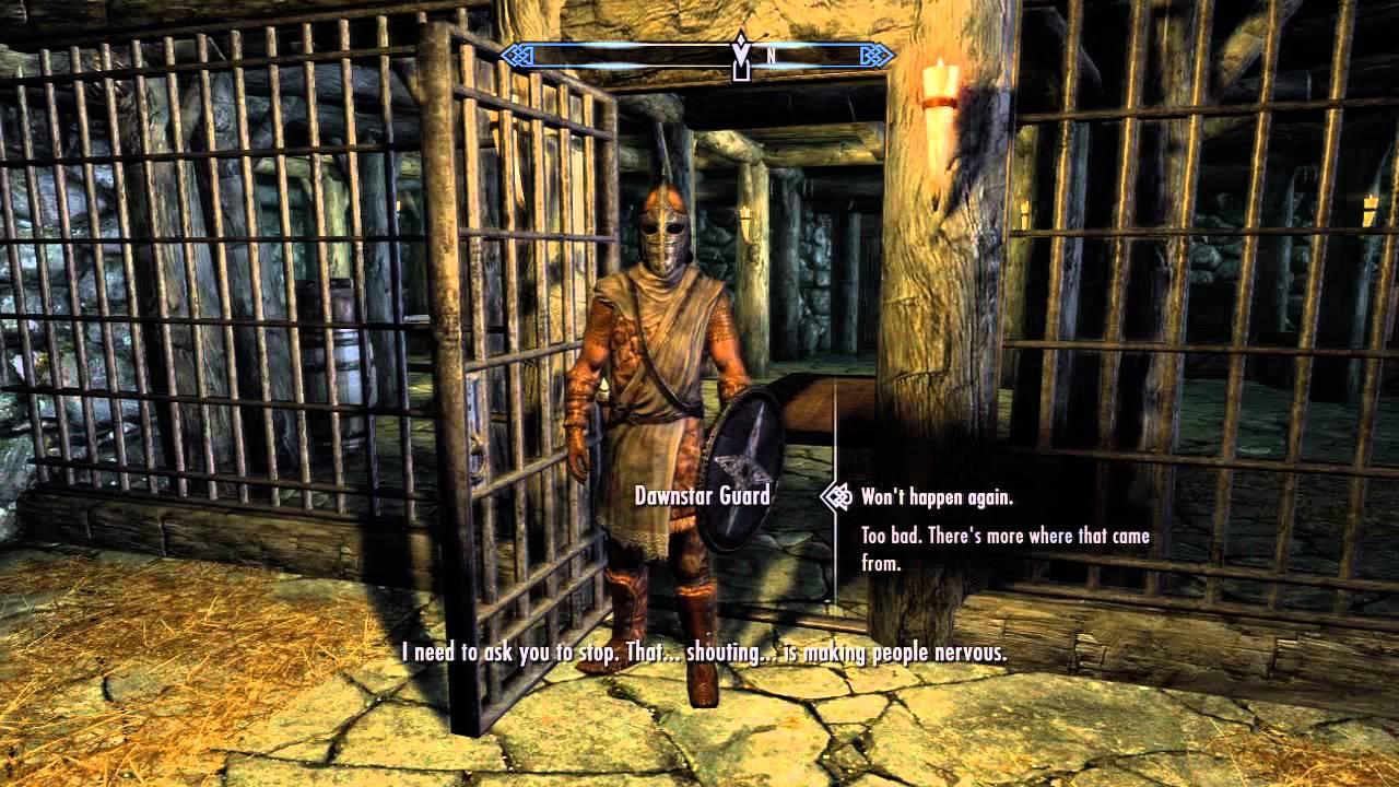 Elder Scrolls Skyrim Slaves