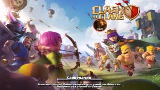 Clash of clans nova série do canal e foda ese pisoldio