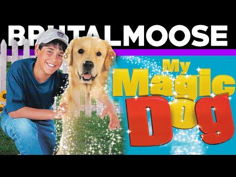 My Magic Dog - Movie Review - brutalmoose