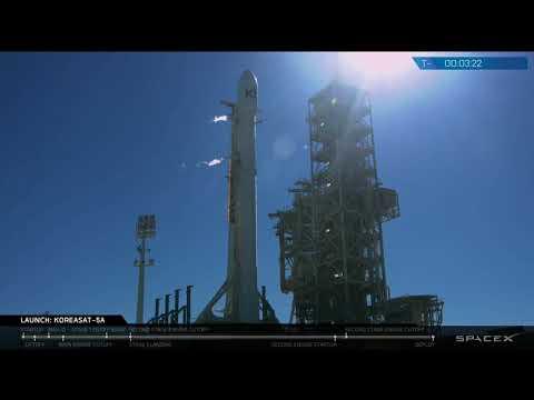 Koreasat-5A Webcast