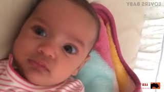 TOP 5 BEST FUNNY Cute Baby Scared Of Everything  - Funny Baby Video