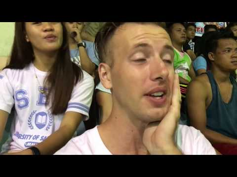 Part 1 FILIPINOS LOVE OF BASKETBALL - Foreigner in the Philippines
