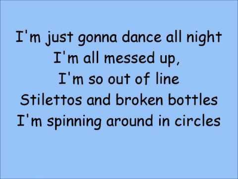 Dancing On My Own - Karaoke - Acoustic Version