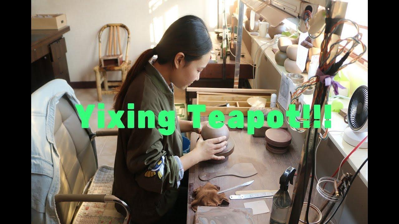 Amazing Chinese Art- Yixing Teapot/ Clay Teapot