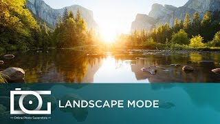 SONY Alpha a6000 Mirrorless Camera  | Landscape Mode TUTORIAL
