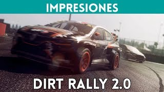 GAMEPLAY EXCLUSIVO DIRT RALLY 2.0 (PS4 Pro), la mejor experiencia de RALLYS - Impresiones