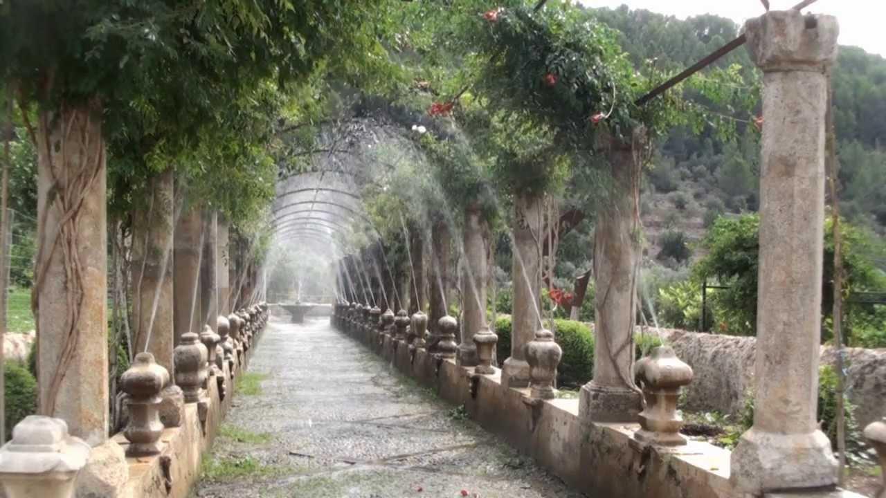 Die g rten von alfabia mallorca hd youtube for Jardines alfabia