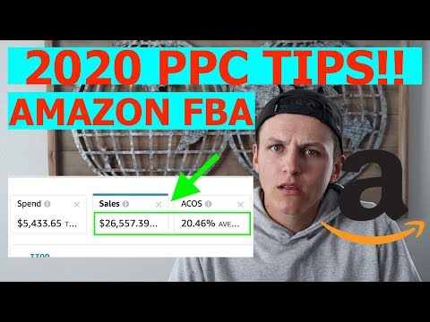 2020 Amazon PPC Strategy! (step By Step)