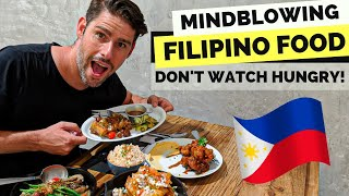 Mindblowing FILIPINO FOOD you have to try!