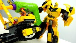 Трансформеры: Автоботы против Мегатрона. Секрет Бамблби