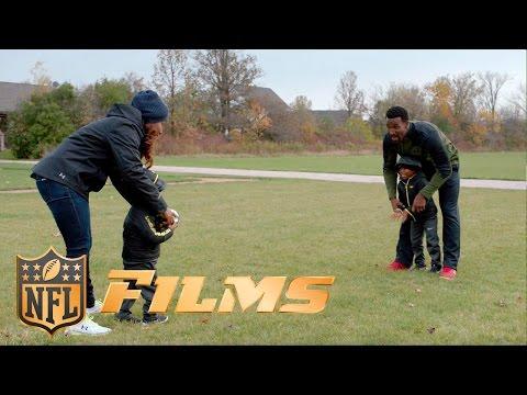 James Jones's Journey  NFL Films Presents