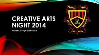 Marist College Eastwood Creative Arts Night 2014