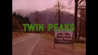 Заставка к сериалу Твин Пикс / Twin Peaks Opening Credits