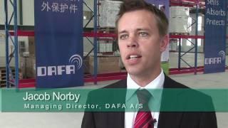 Danske vindmøllevirksomheder samarbejder i Kina