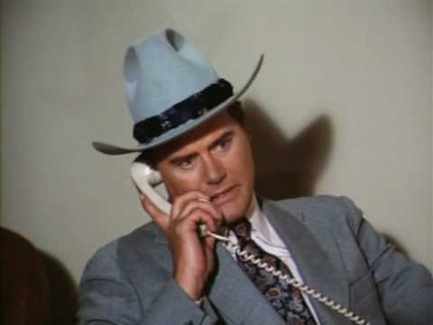 Dont mess with JR Ewing