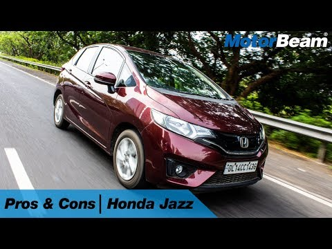 Honda Jazz - Pros & Cons | MotorBeam