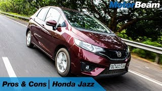 Honda Jazz - Pros & Cons | MotorBeam