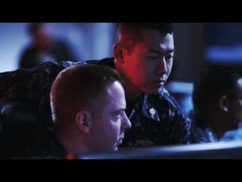 Vice Admiral Michael Rogers: 10th Fleet