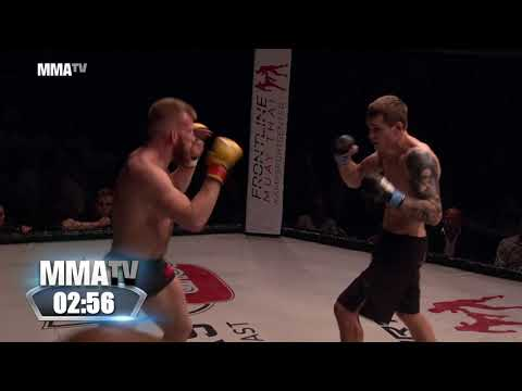 Cage Warriors Academy South East - Indesetviken vs Vandergheynst