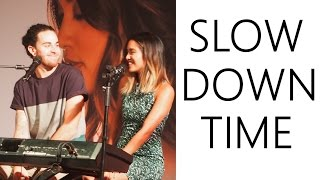 Slow Down Time - Us The Duo (Live in Malaysia)