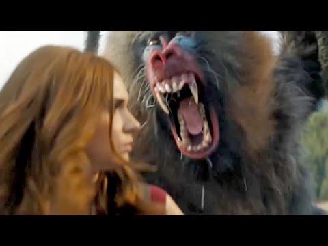 Квест с обезьянами. Часть-1 \\ Джуманджи: Новый уровень Jumanji: The Next Level