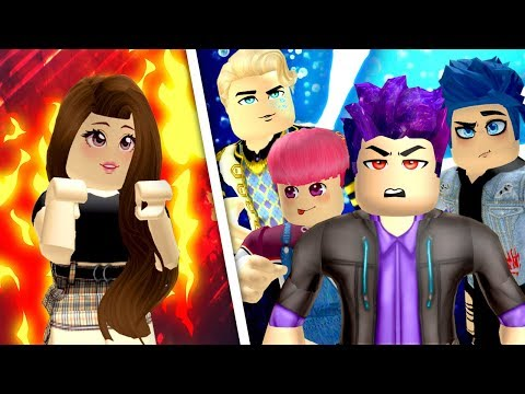 Girl vs. Boys in Roblox Flee the Facility! (Funny Moments)