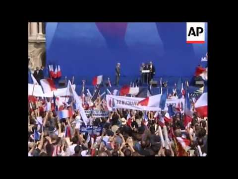 Le Pen urges supporters not to vote in French presidential election